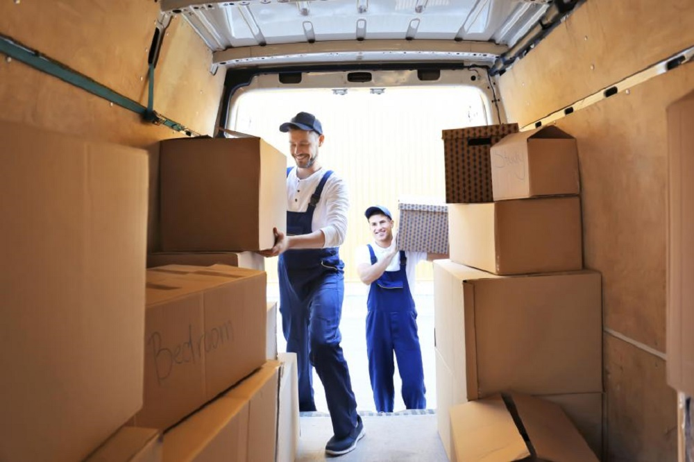 Long Distance Movers in Jersey City NJ